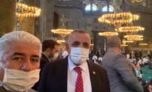 AK Parti Milletvekili Ahmet Akay: Kovid-19 testim pozitif çıktı