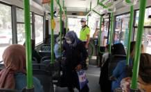 Bursa'da artan vakalar sonrası toplu taşımaya sıkı takip!