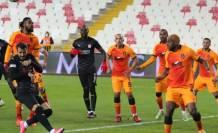 Galatasaray ile Sivasspor 30. randevuda