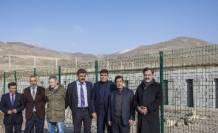 Ahlat Belediyesi Hayvan Barınağı Yaptı