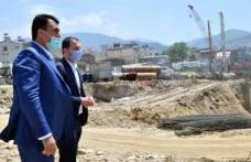 """""""Osmangazi Meydanı Bursa'ya çok yakışacak"""""""