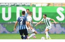 Bursaspor, Adana Demirspor'a mağlup oldu!