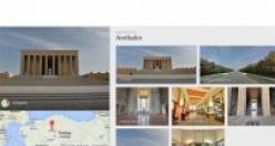 Google'dan Sanal Anıtkabir gezisi
