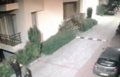 Bursa'da silahlı saldırganların kaçış anları kameralara yansıdı