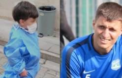 Bursa'da Süper Lig eski futbolcusu oğlunu boğarak öldürmüştü! Görüntüsü ortaya çıktı!