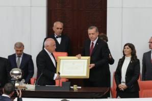 Çankaya'da Erdoğan dönemi