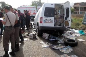 Kayseri'de korkunç kaza!