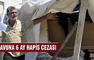 10 kavuna Bursa'da 6 ay hapis cezası