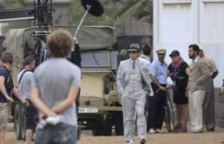 1940 model Brad Pitt