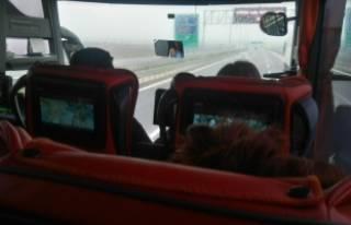 Bursa'da şehirlerarası otobüste skandal!