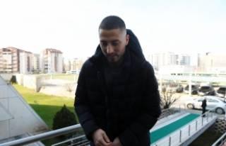 Gheorghe Grozav Bursaspor'da