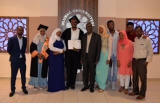 Etiyopya'dan Bursa'ya gelen birinci