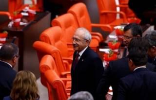 CHP'de Meclis Grup yönetimi belirlendi