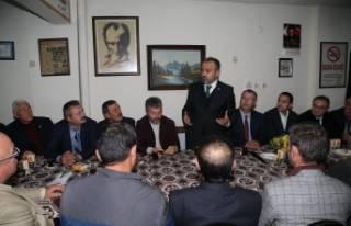 Başkan Aktaş'tan birlik vurgusu