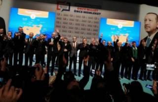 İşte Bursa'nın AK Parti adayları
