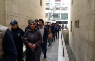 PKK sempatizanlarının pişkinliği
