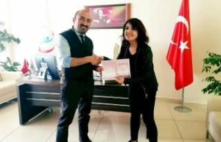 Acilin öyküsünden Mudanya'ya ödül