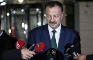 AK Parti YSK temsilcisi Recep Özel: Delillerimiz...