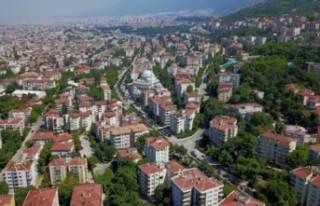 Bursa'da Kükürtlü Caddesi trafiğe kapatıldı