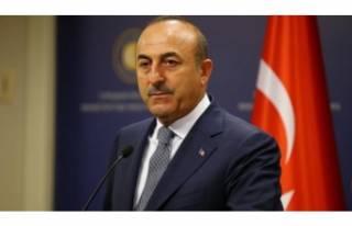 Çavuşoğlu'dan kritik Doğu Akdeniz mektubu!