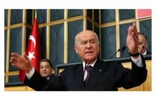 Devlet Bahçeli, Erdoğan'ın davetine katılmayacak