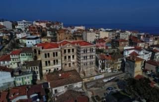 Barış kenti Mudanya'ya Barış Müzesi