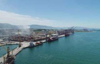 Bursa'da dev fabrikada patlama!