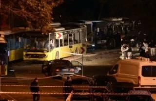 Vodafone Park saldırısı faili Hakkari'de yakalandı!