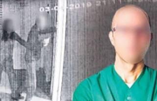 'Tecavüz'le suçlanan profesör, 'taciz'den...