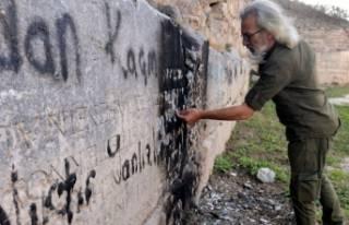 Bursa'da tarihe hain darbe! Tam 2 bin yıllık
