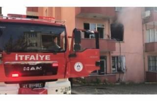 2 kişinin öldüğü yangın baba cinneti çıktı!