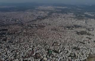 Bursa'nın 671 toplanma alanı hazır