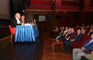 Bursa'da 'Dede Korkut' buluşması