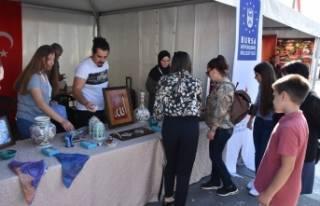 BUSMEK Arnavutluk'taki Türkiye Günlerinde
