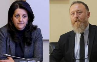 HDP'li Sezai Temelli ve Pervin Buldan hakkında...