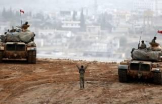 Yabancı ajanslardan 'Türkiye Suriye'ye...