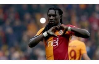 Bafetimbi Gomis: Galatasaray'a dönmeye hazırım