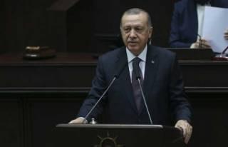 Cumhurbaşkanı Erdoğan noktayı koydu! Trump'a...