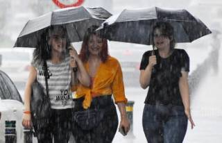 Meteoroloji genel müdürü duyurdu: Yağış geliyor...