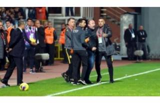 Sergen Yalçın'a 2 maç ceza yolda