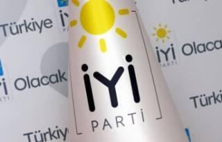 İYİ Parti'de Naci Yıldırım görevinden istifa...