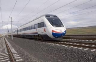 """""""Bursa 2023 yılında hızlı trenle buluşacak"""""""