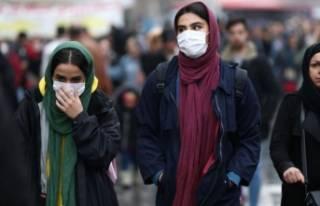 'İran'da corona virüsten 50 kişi yaşamını...