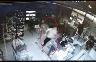 Bursa'da polis onları arıyor! Anbean görüntülendi