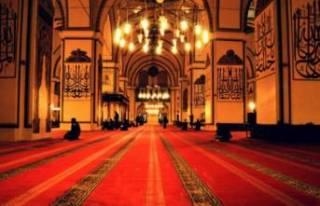 Camide ibadet edeceklere 8 öneri