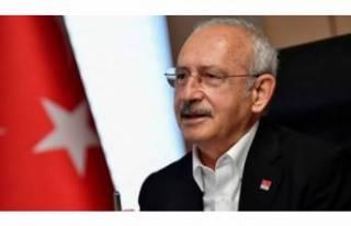 Kılıçdaroğlu, apartman görevlileriyle video konferansla...