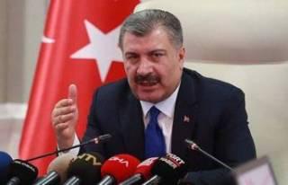 Türkiye'de Koronavirüs nedeniyle 3689 kişi...