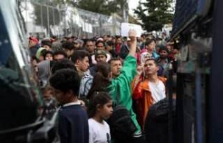 Yunanistan'dan Türkiye sınırında pandemi...