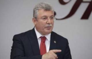 AK Parti Grup Başkanvekilinin Covid-19 testi pozitif...