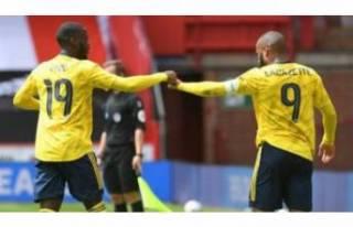 Arsenal, Federasyon Kupası'nda yarı finalde!